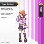 Trainer Magenta