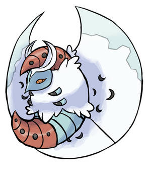 Snow Moth