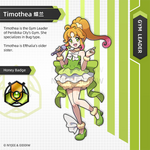 Gym leader Timothea