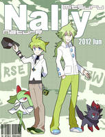 Wally and N by Nyjee