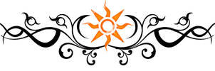 Gothic light tattoo by Darla-Illara