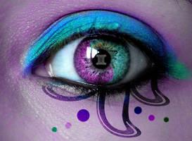 Eye of Gemini by Darla-Illara