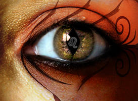 Eye of Leo by Darla-Illara