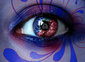 Eye of Libra by Darla-Illara