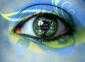 Eye of Aquarius by Darla-Illara