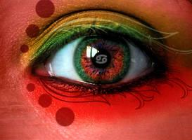 Eye of Cancer by Darla-Illara