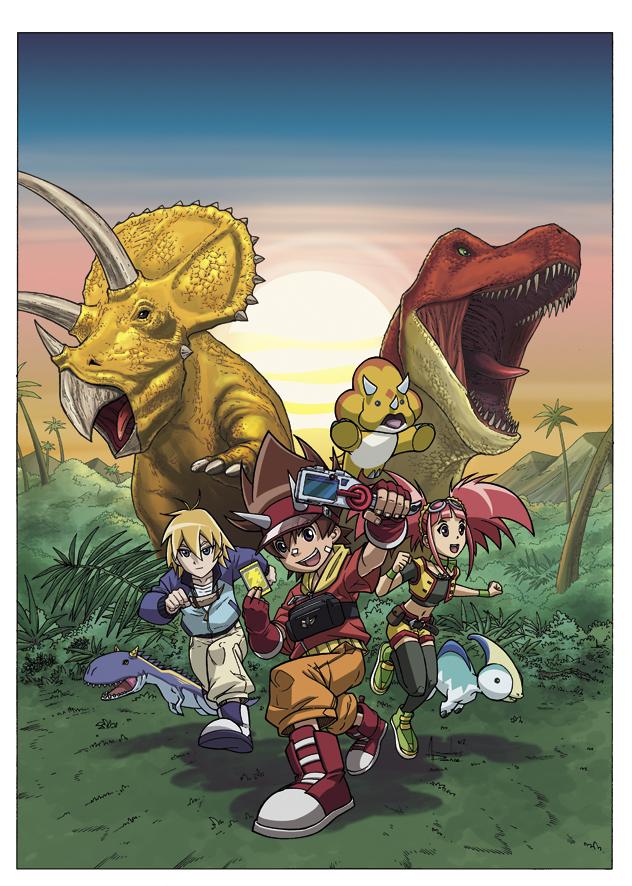 The gallery for dinosaur king arrhinoceratops - Dinosaure king ...