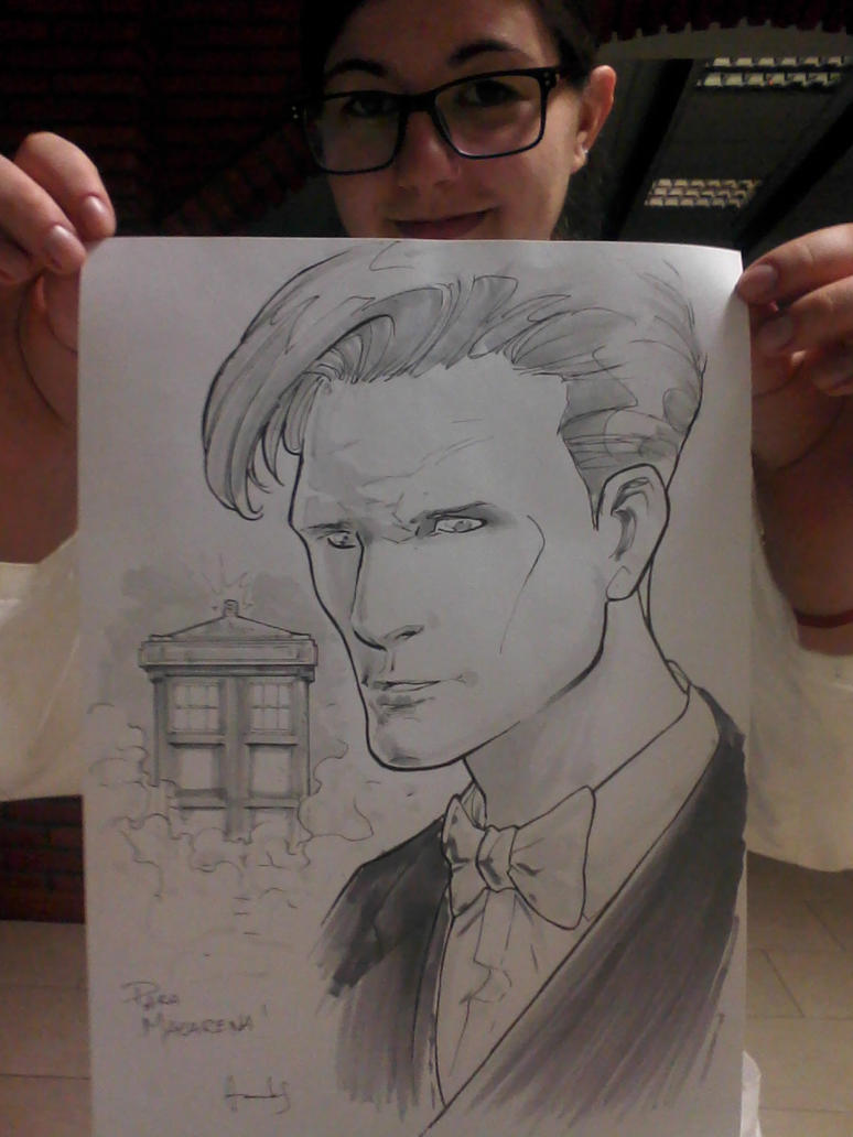 Doctor Who by UltimateRubberFool