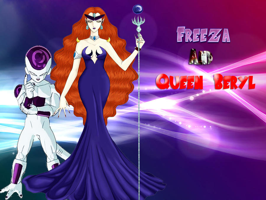 Discussion of Sailor Moon fanfiction Freeza_and_queen_beryl_by_dbzandsm-d4oibi0