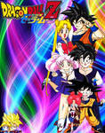 Dragon Ball Z x Sailor Moon Heroes and Heroines