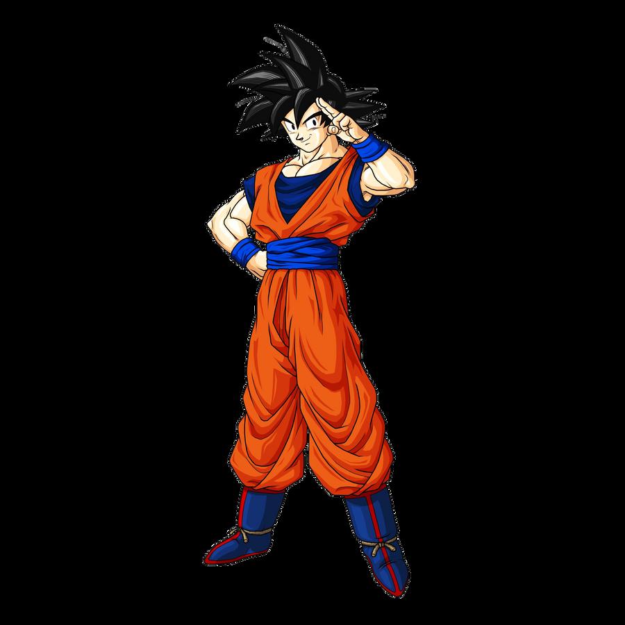 you kids have fun and Goku