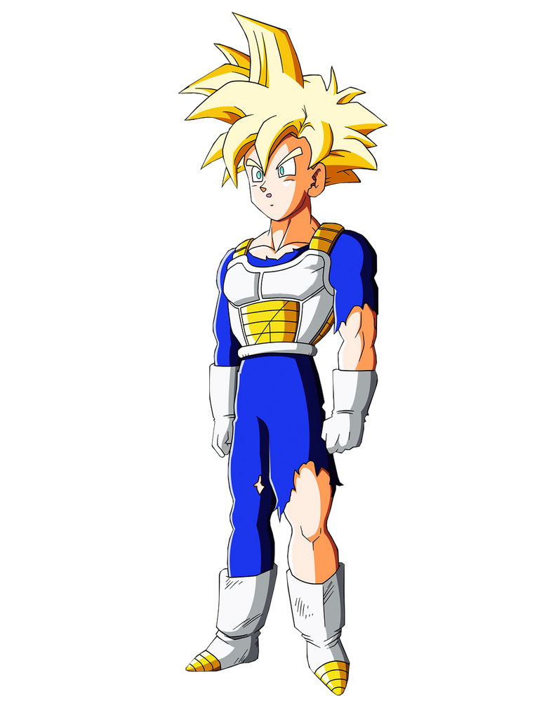 Todas las Transformaciones en Super Saiyajin de Dragon Ball
