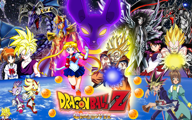 dragon ball z crossover 2 by dbzandsm