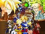 Dragon Ball Z and Magical Girl Lyrical Nanoha