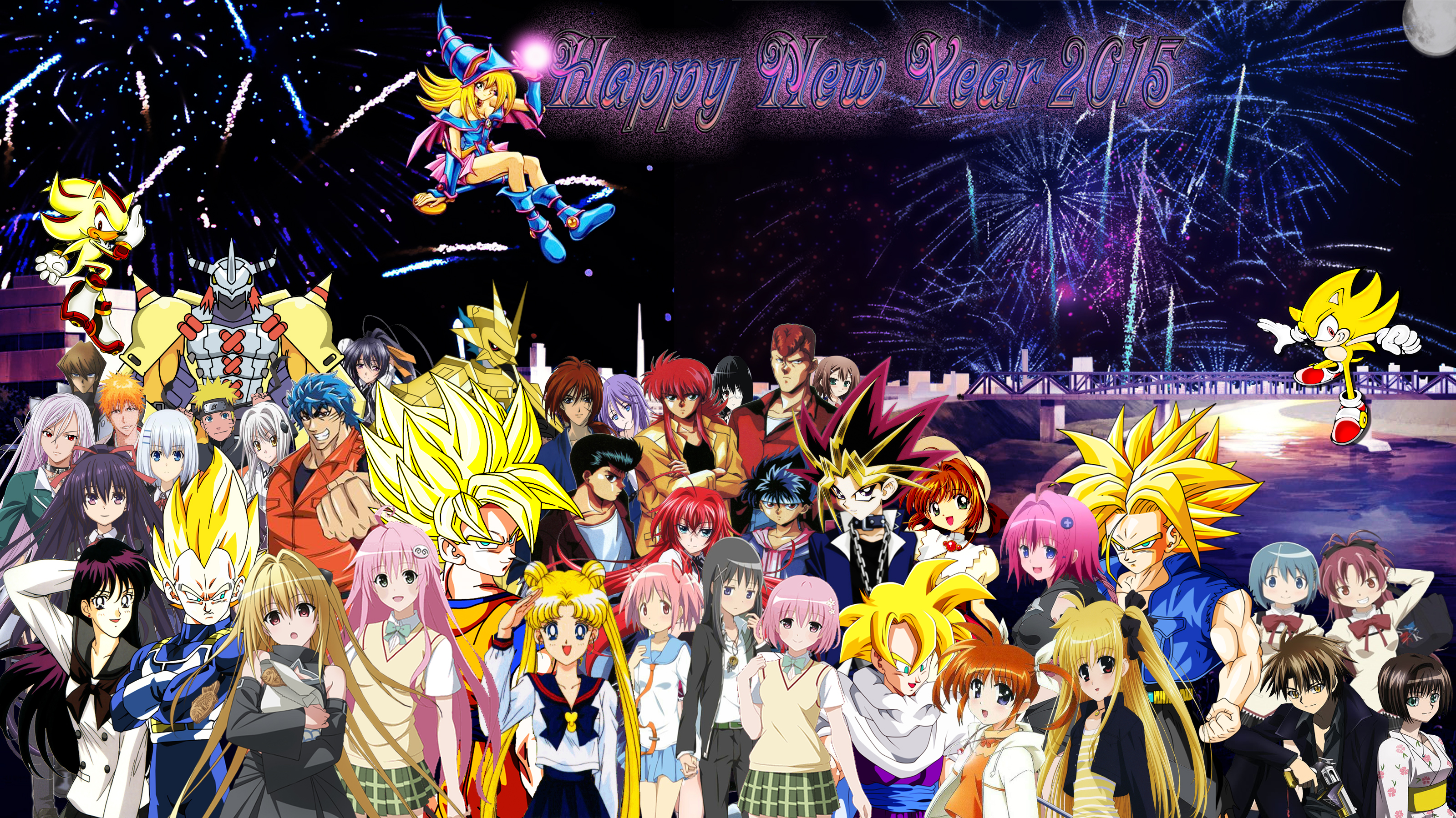 Wishes for new year to love ru lala