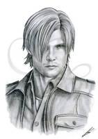 Leon S Kennedy Resident evil 6 (20-02-12)