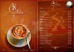 Coffee Shop Menu: Cafe Galeria