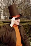 Professor Layton costume