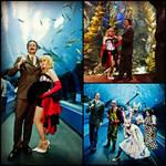 Andrew Ryan and Jasmine Jolene - BioShock