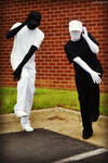 Icon Crew costumes - Dance Central series
