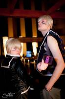 The Glitterati - Jaryn / Kerith - Dance Central by zhobot
