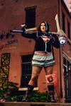 Decker Specialist - Saints Row: The Third costume