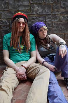 Shaundi and DJ Veteran Child - Saints Row 2