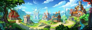 HomeSCREEN  Demo New2 _Legends of Gems: Epic Match
