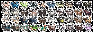 40 Adoptables (OPEN)