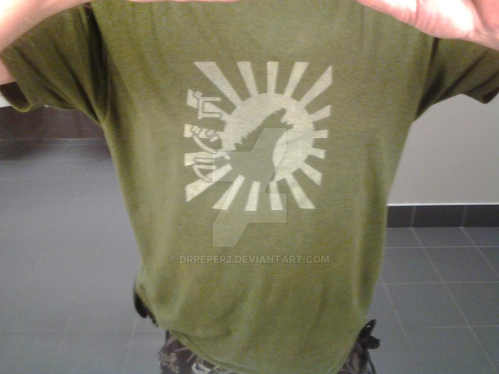 Godzilla t-shirt by DrPeper2
