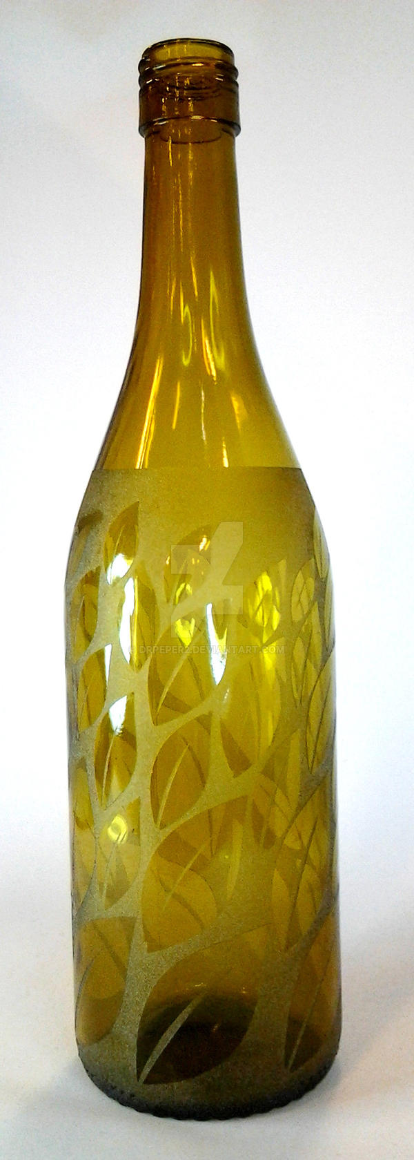 Leaf Bottle 1 by DrPeper2