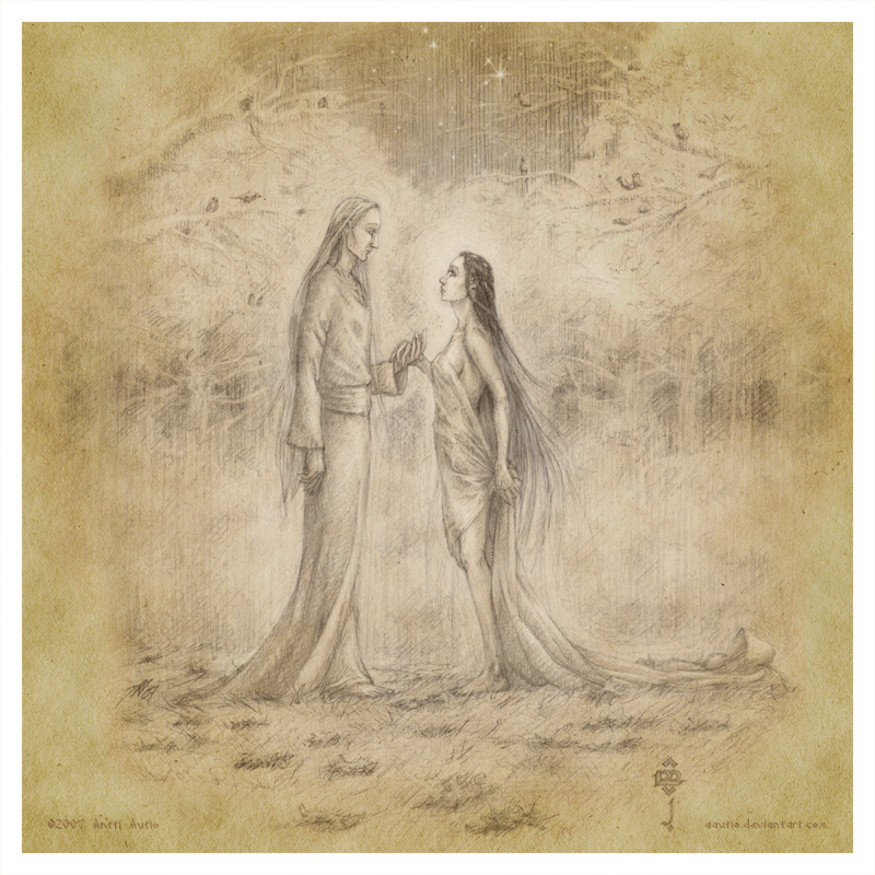 Thingol and Melian