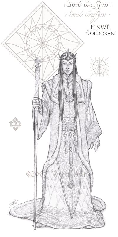 WIP:Lords of Noldor: Finwe