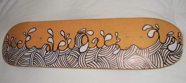 wave board by markfrancis