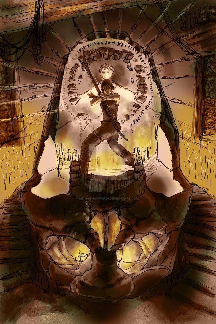 T.R. Reborn by JonathanPar20