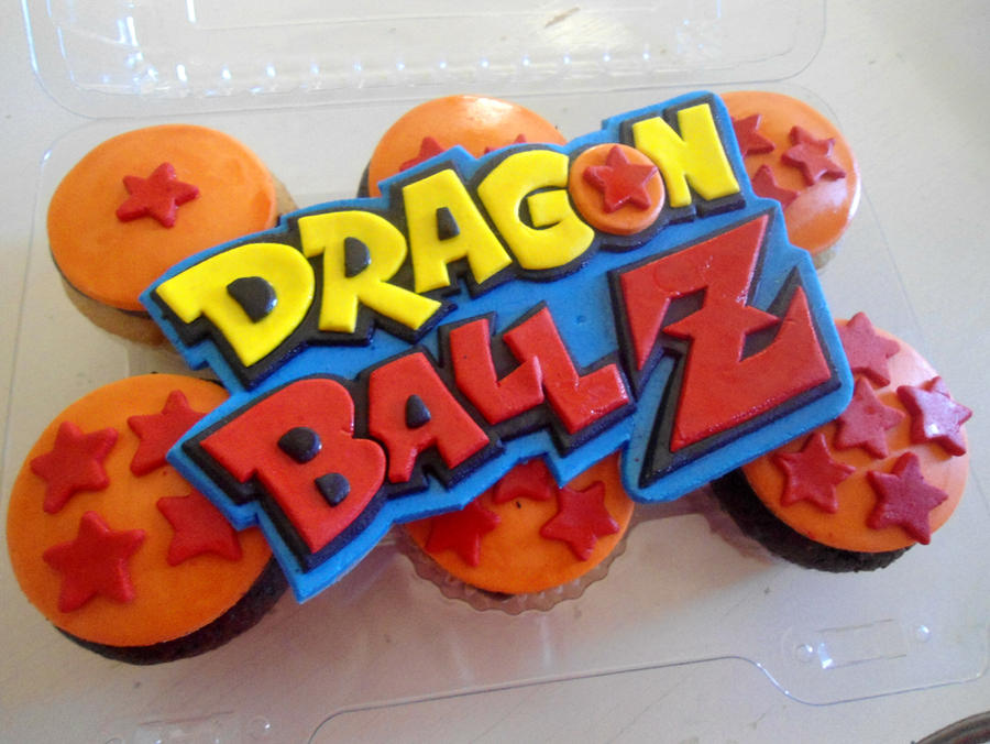 Dragon Ball Z Cupcakes by PnJLover on DeviantArt