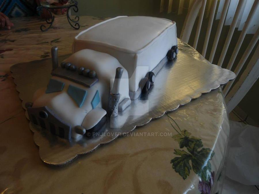 Cake Artist Nj : Truck Cake by PnJLover on DeviantArt