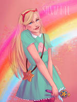 Star Vs. The Forces of Evil fanart #1 by silviarts