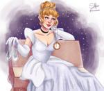 Cinderella fanart #1