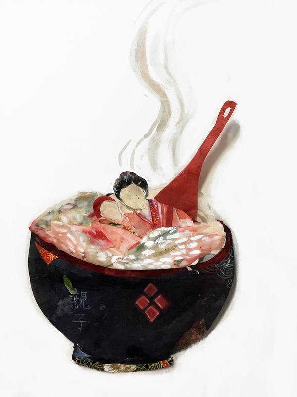 Oyakodon by De1in