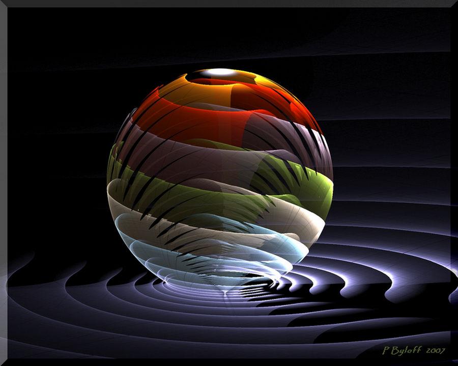 Layered Sphere