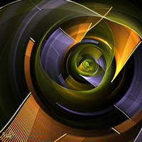 Whirlpool by Kabuchan