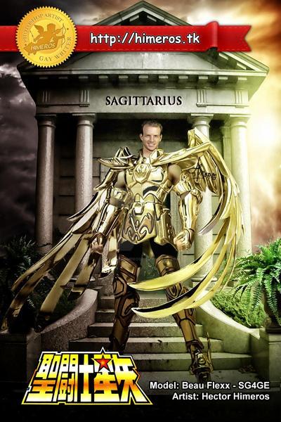 Sagittarius Knight by HectorHimeros
