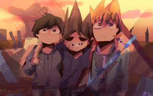 Eddsworld: The End by KAWAiiSOLDiER667