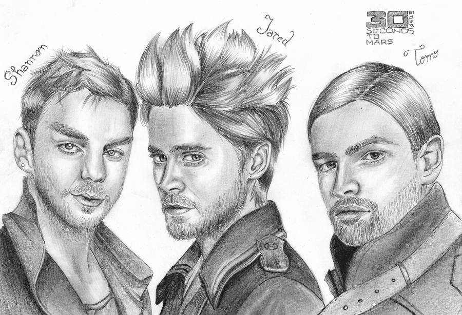 30SecondsToMars -This is WAR- by MissHeroes94