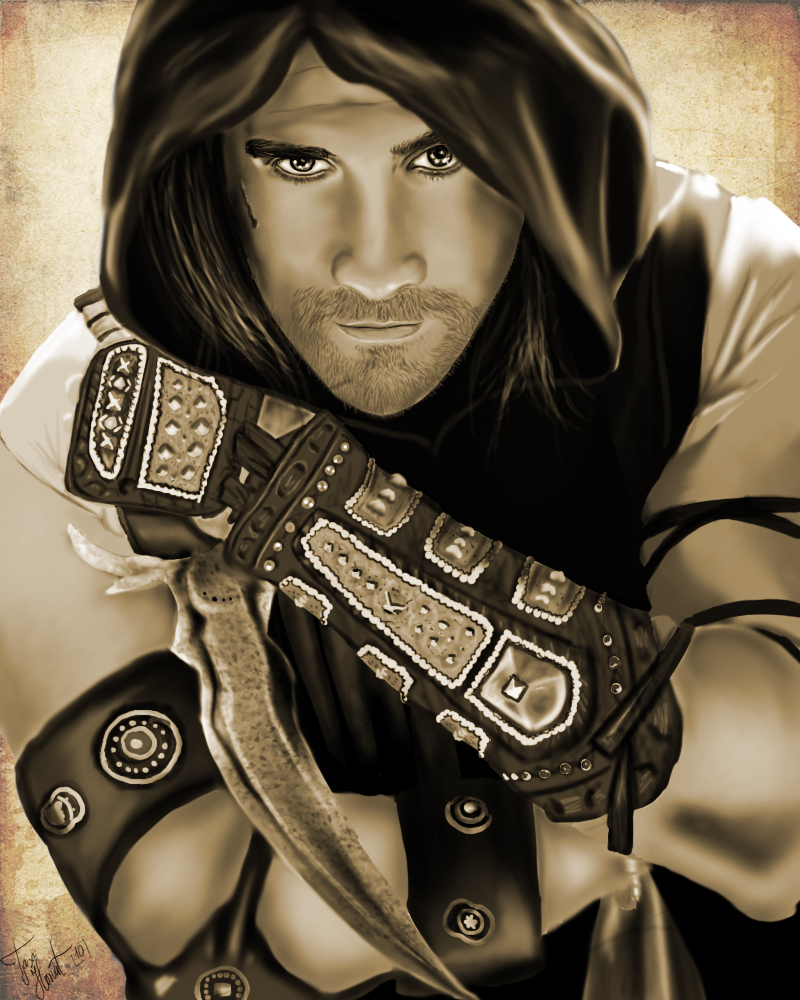 Prince of persia by MissHeroes94