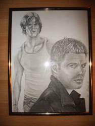 -Dean And Sam-