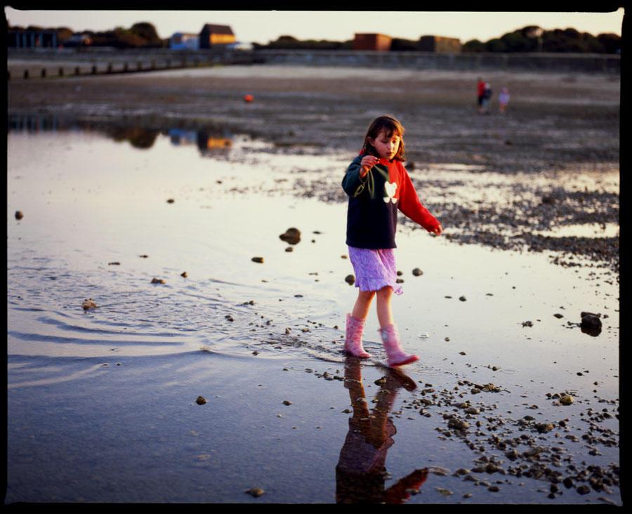 Bembridge Bay Sunset