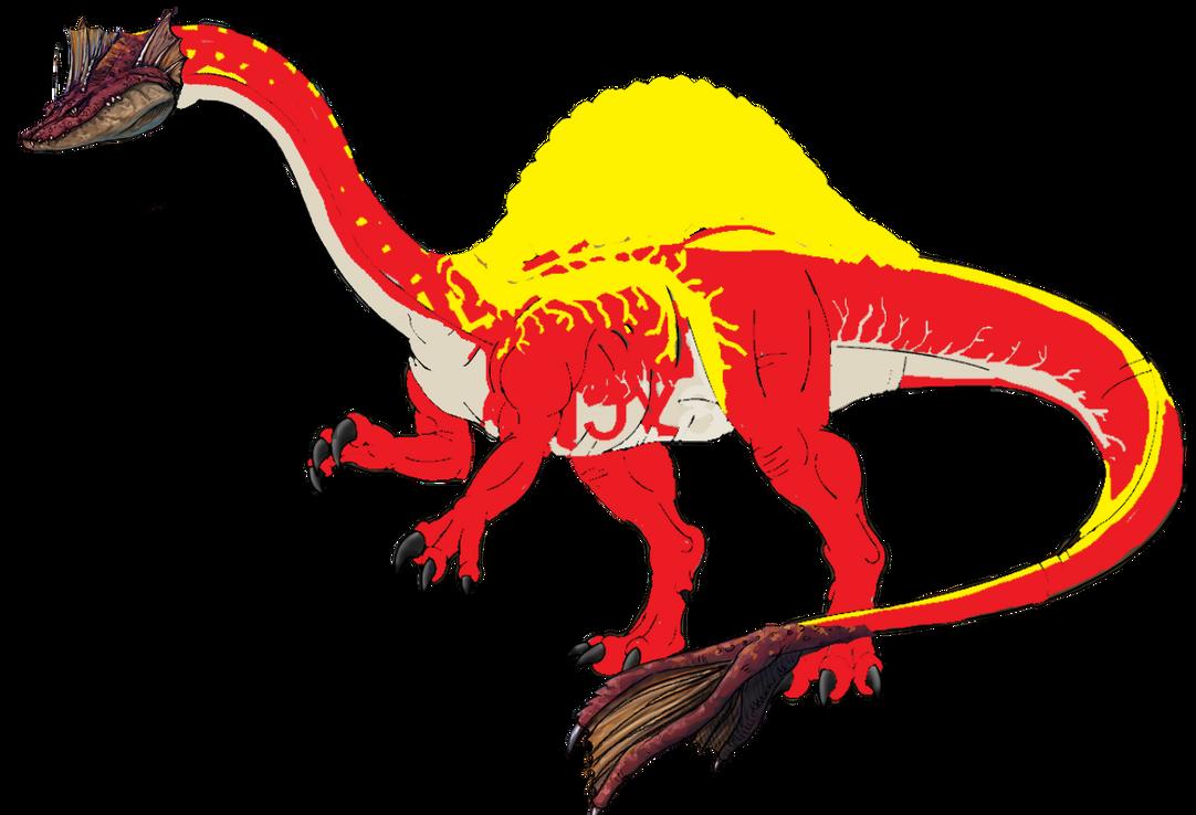 Godzilla Singular Point Titanosaurus (custom) Ver2