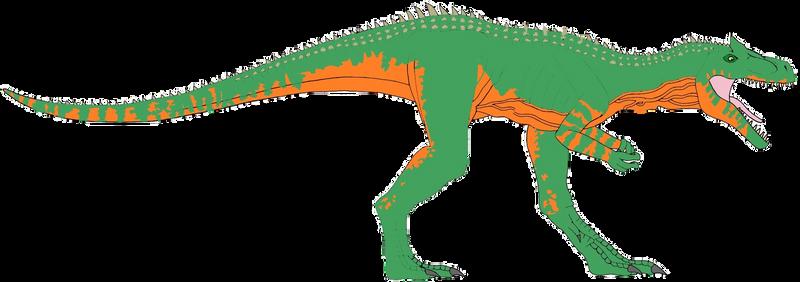 Godzilla Singular Point Gorosaurus (custom)